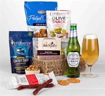 Beer and Bar Snacks Non Alcoholic