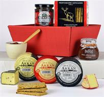 Cheese and Chutney Gift Tray
