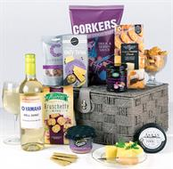 Personalised Luxury Cheese Hamper