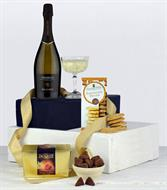 Prosecco Chocolates and Biscuits