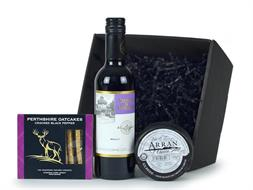 Merlot and cheese Hamper