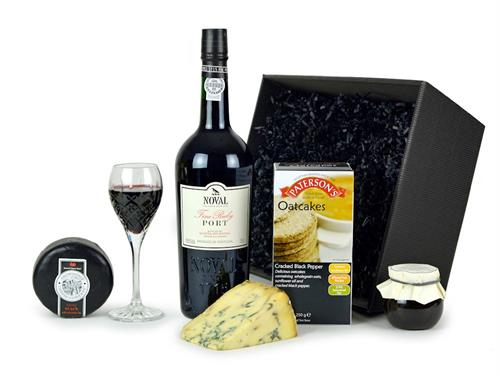 Port & Stilton Gift Box