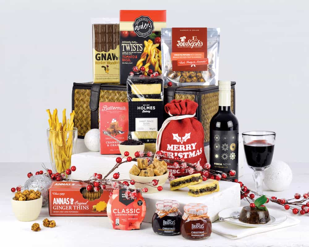 christmas hampers auckland new zealand