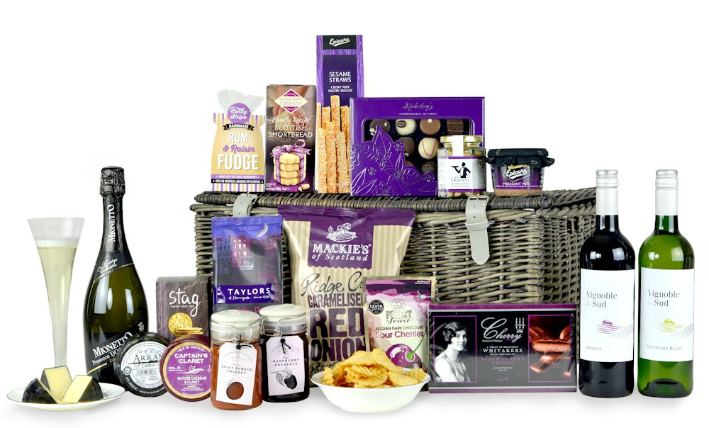 Christmas Gourmet Celebration Hamper