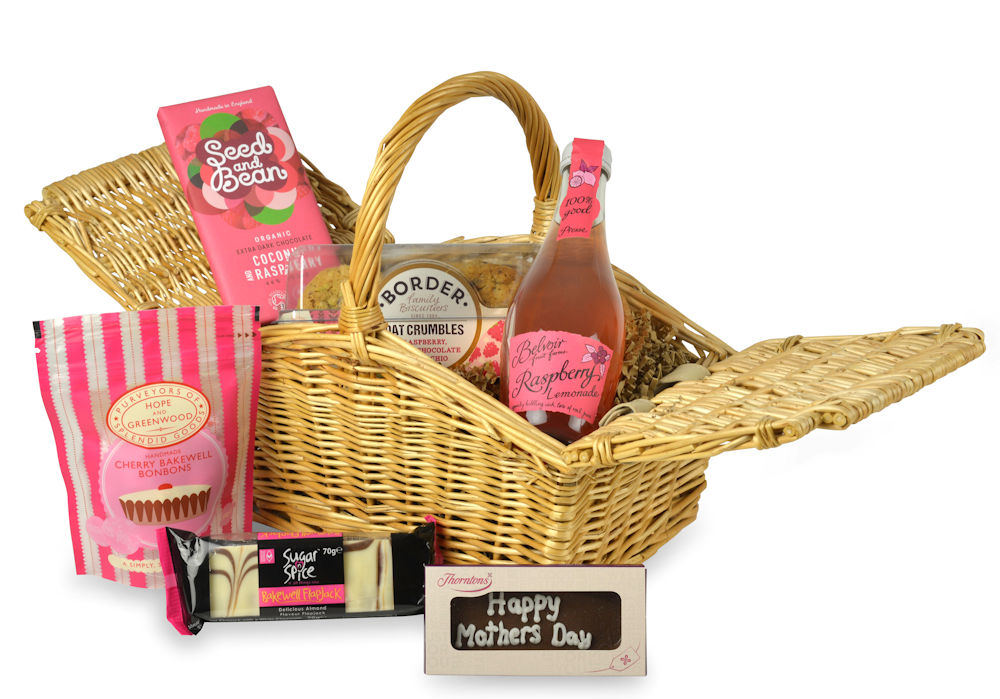 Luxury hampers hampers corporate gifts hamper mothers day non alcoholic treats negle Gallery
