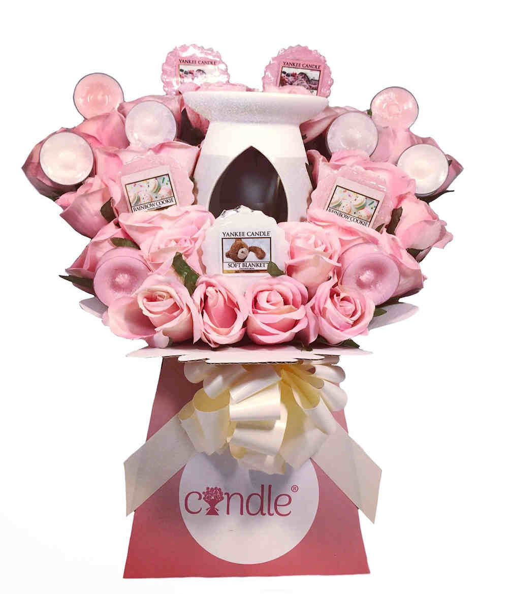 Yankee Candle & Melts Bouquet