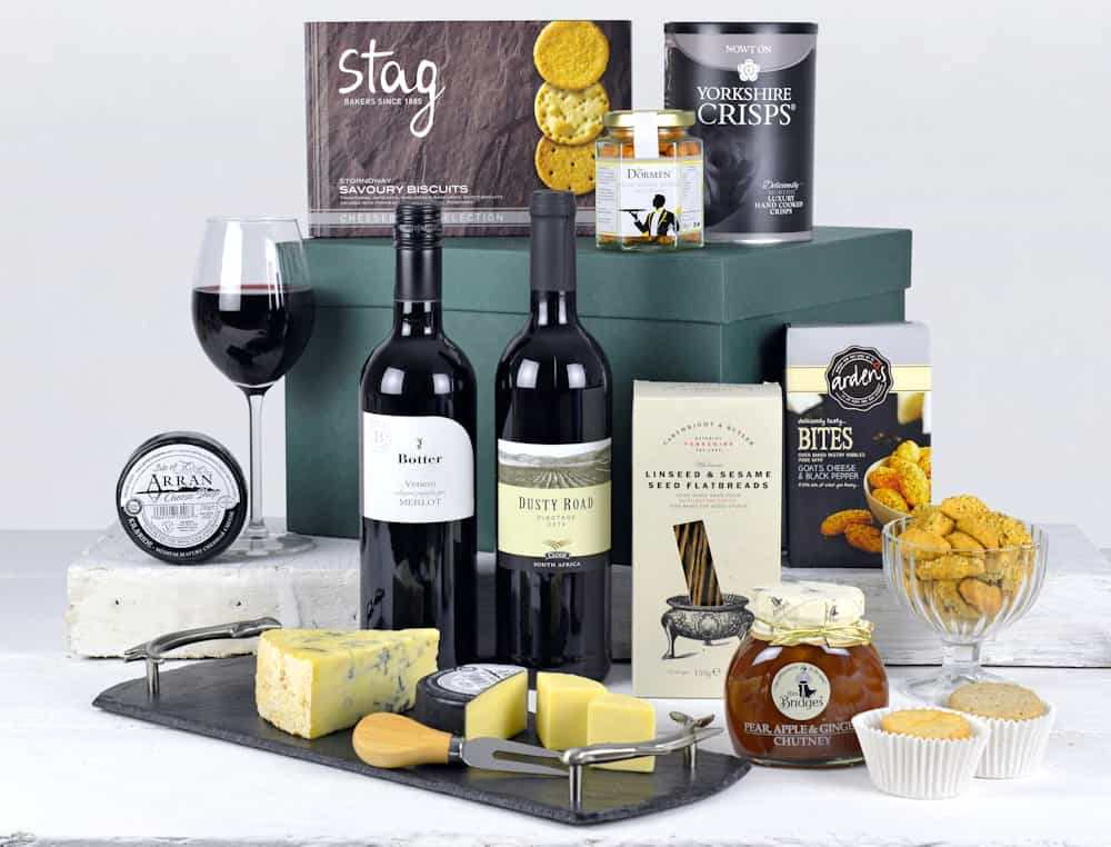 Cheese Lovers Choice Hampers
