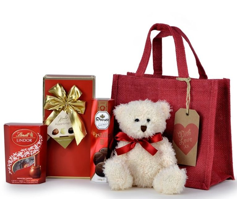 Chocolate Lovers Gift Bag