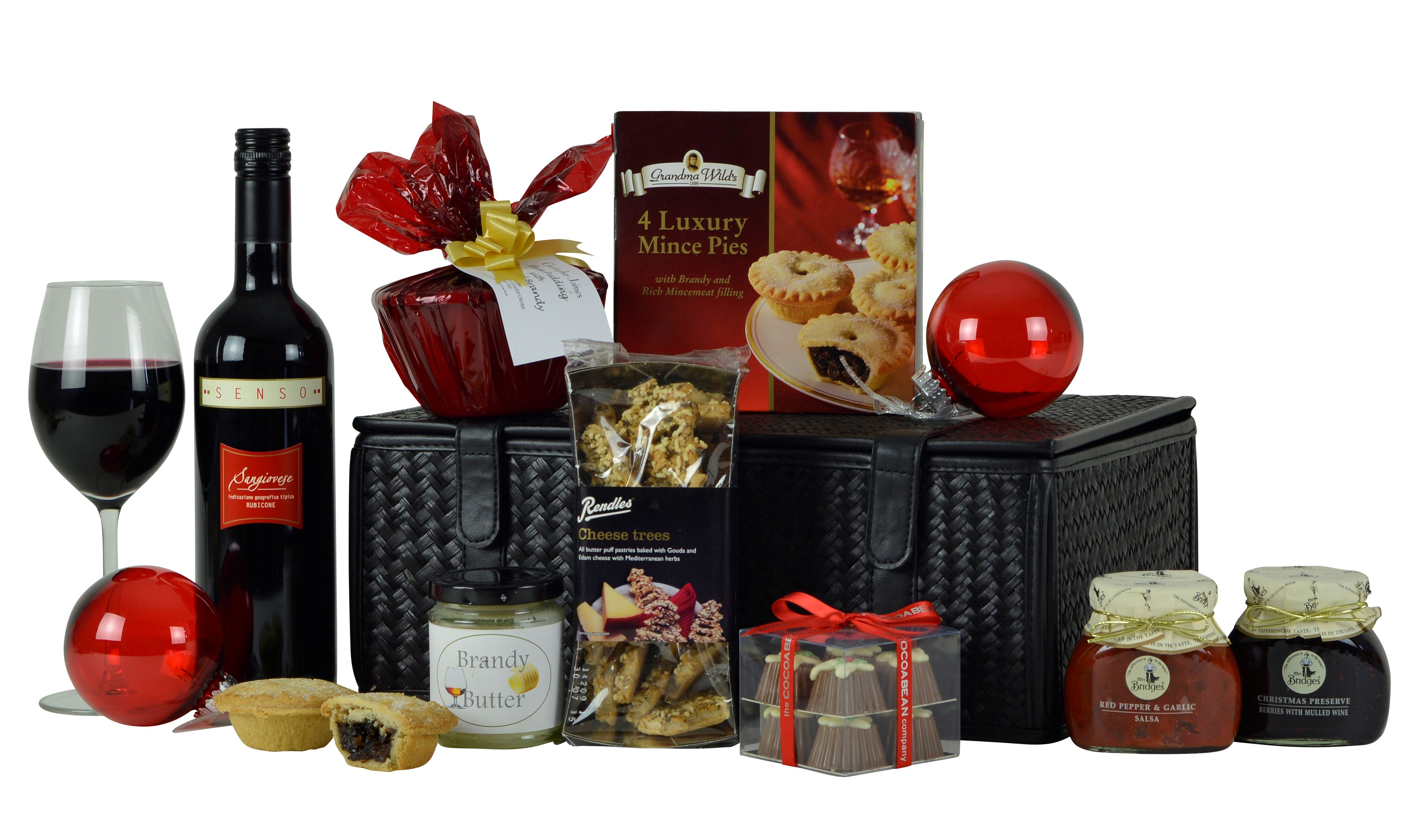 Christmas Day Delights Hamper