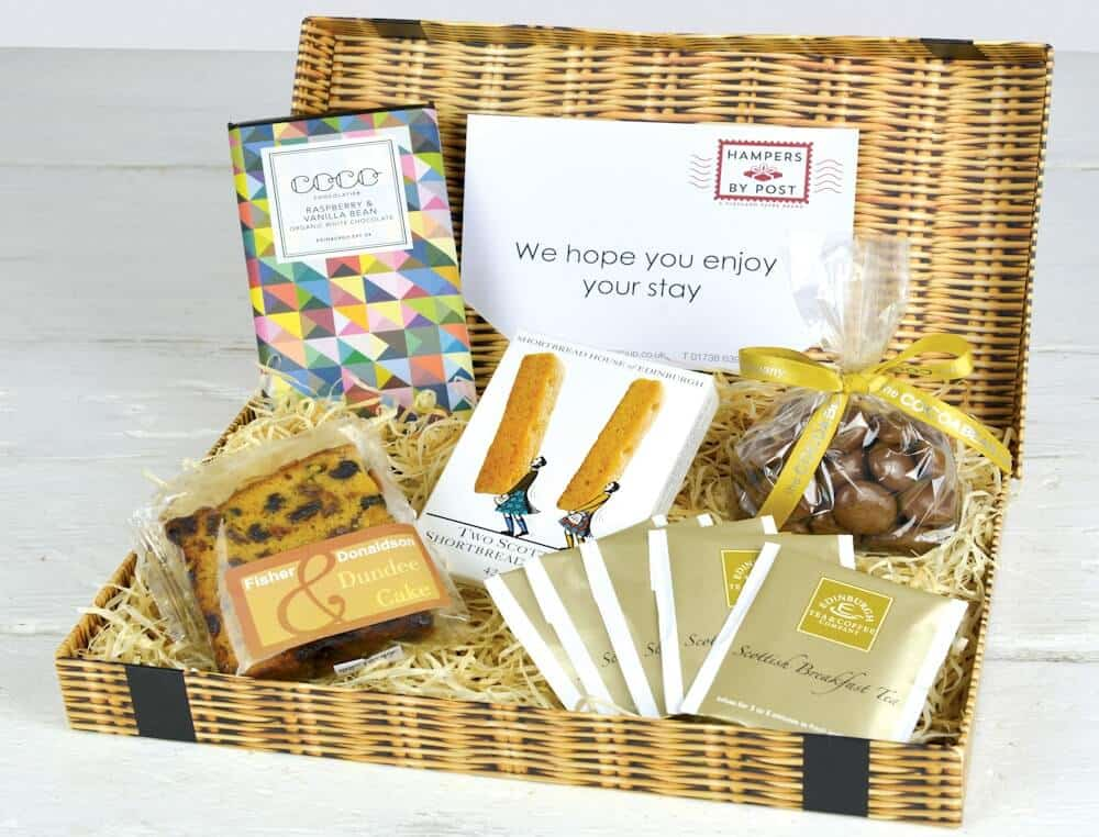 Hampers by Post Scottish Tea for Two