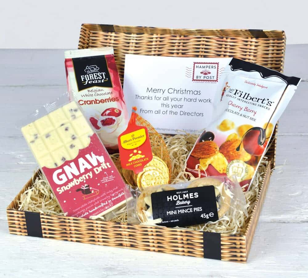 Hampers by Post Little Christmas Hamper