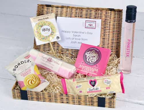 GBP3714 Inc VAT VIEW HAMPER Youre The Gin To My Tonic