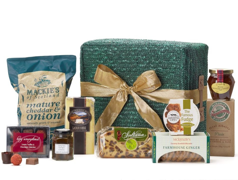 Taste of Grampian Scottish Hamper