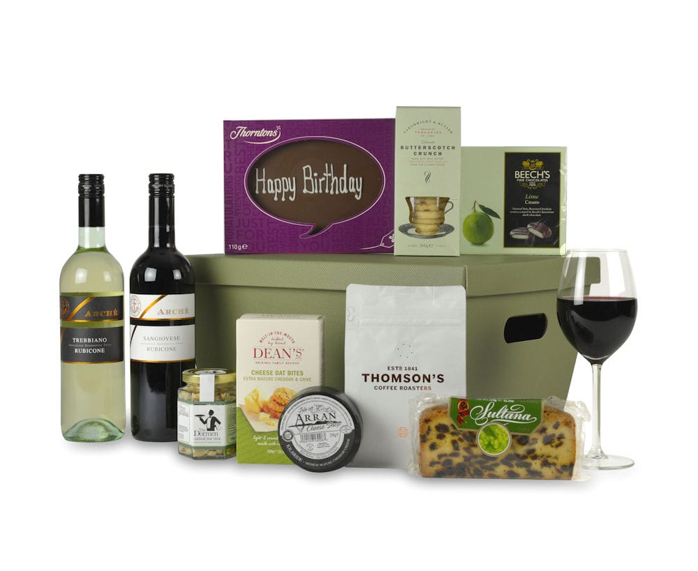 Foodie Lovers Birthday Hamper
