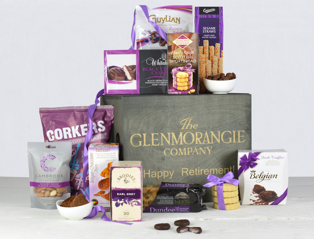 Personalised Christmas Gourmet Hamper