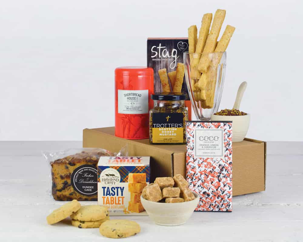 Scottish Artisan Fayre Christmas Hamper