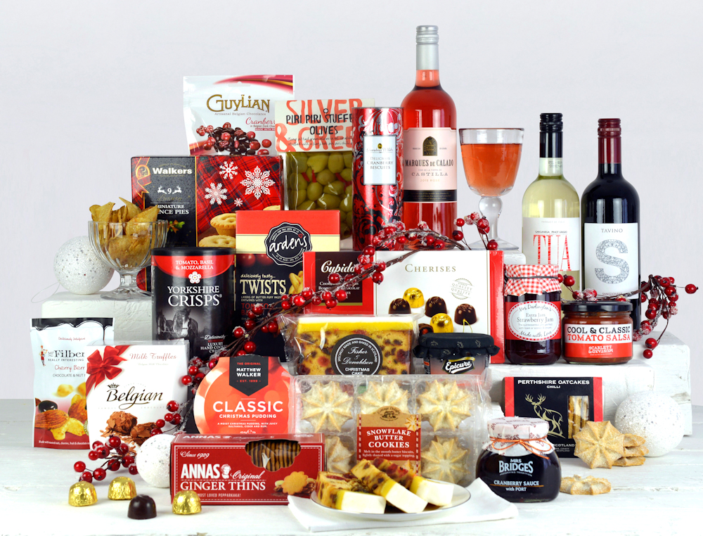 Taste of Christmas Gift Box