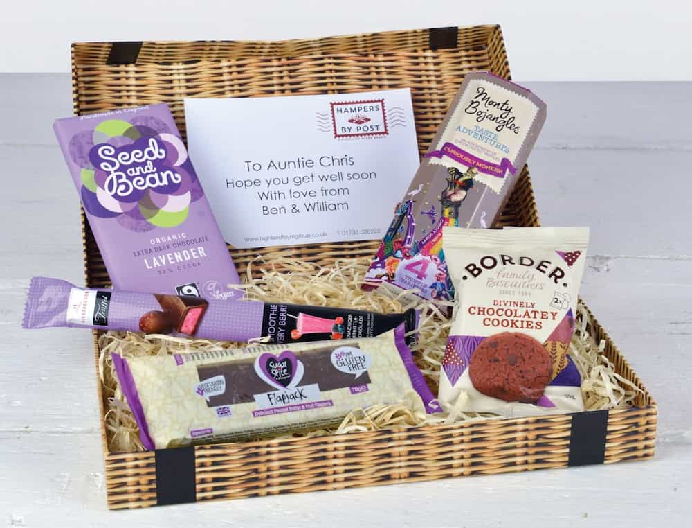 Hampers by Post - Chocolate Box