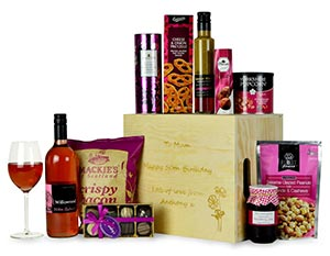 Personalised Hamper - What Every Woman Wants!