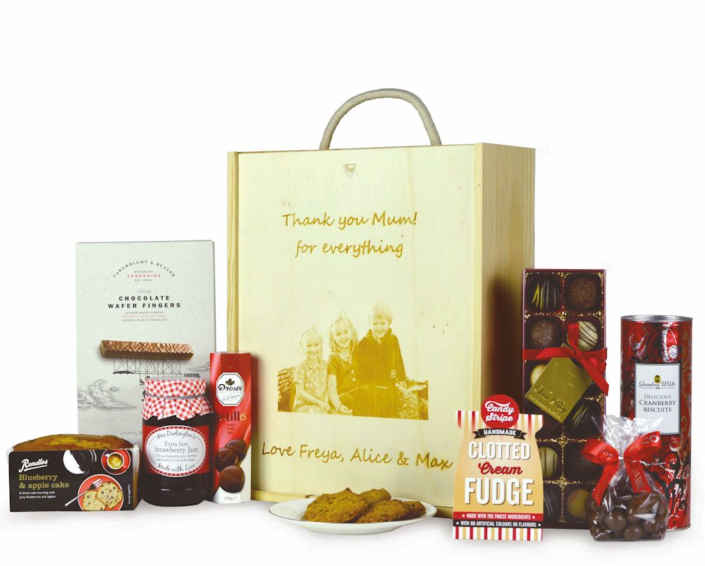 Sweet Perfection Personalised Hamper