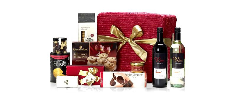 Preview our Luxury Hampers here...