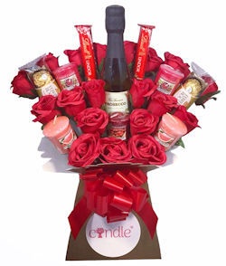 Yankee Candle, Red Rose, Chocolates